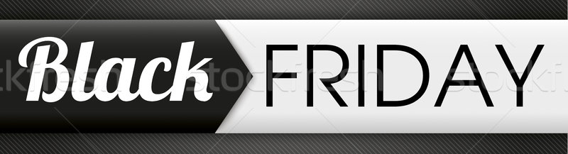 Black Friday Header Stock photo © limbi007