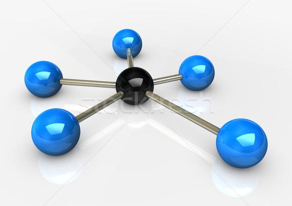 Network Stock photo © limbi007
