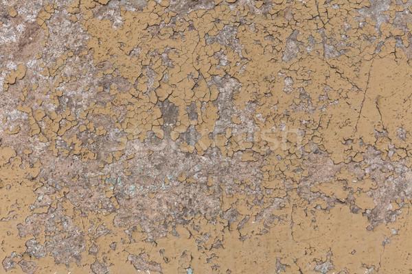 Old Wall Paint Pattern Stock photo © limbi007