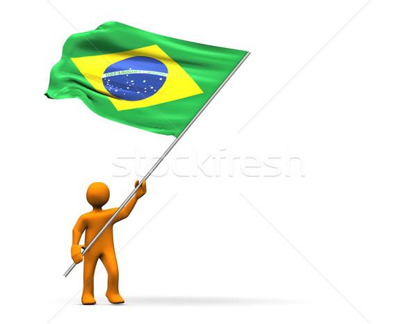 Brazil Stock photo © limbi007