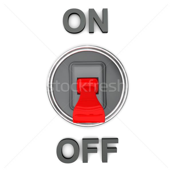Off On Switch Stock photo © limbi007