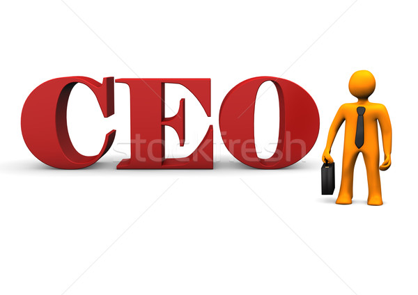 CEO Stock photo © limbi007
