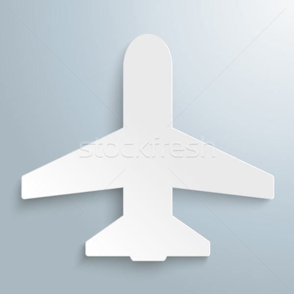 Paper Jet Stock photo © limbi007