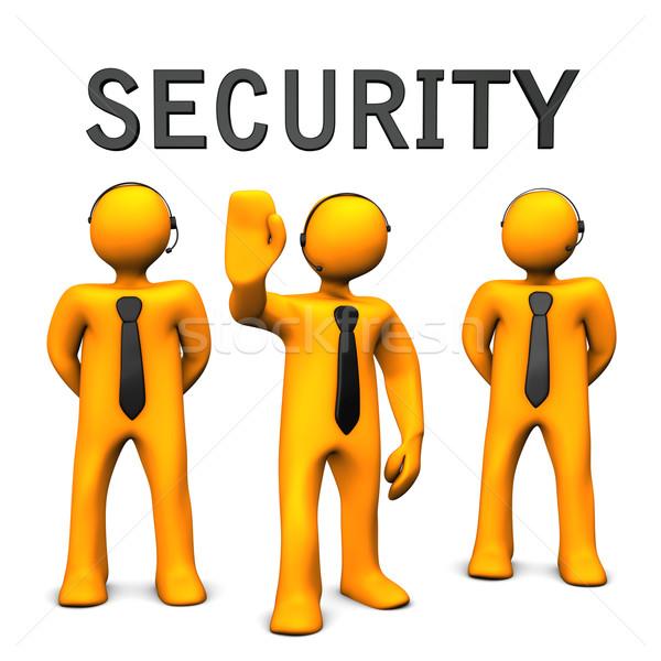 Security Stock photo © limbi007