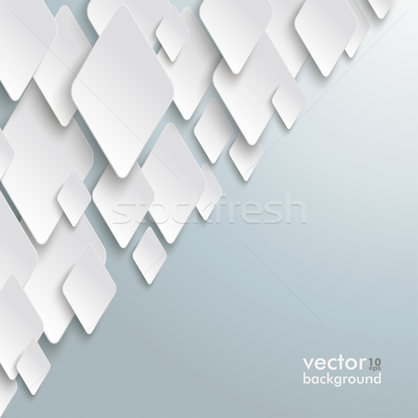 Abstract Rhombus Stock photo © limbi007