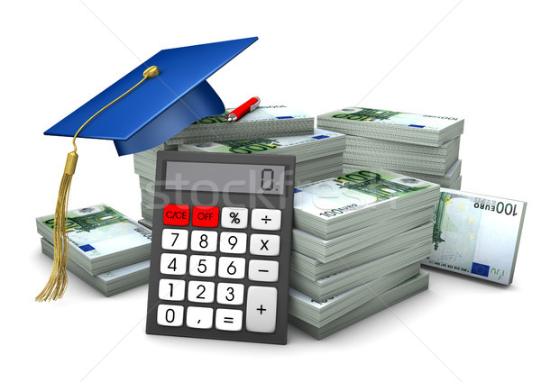 Education Investment Stock photo © limbi007