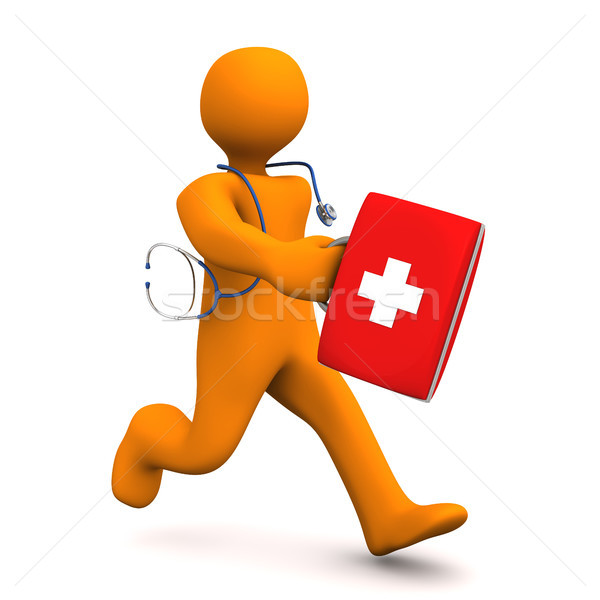 Medical Emergency Stock photo © limbi007