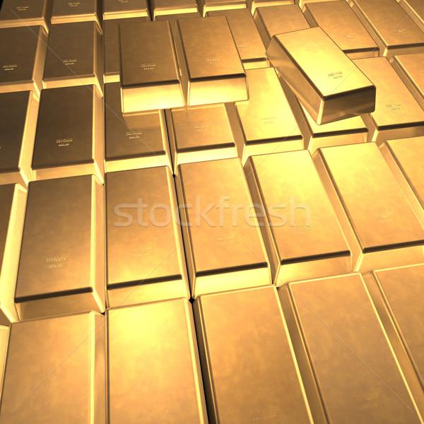 Gold Stock photo © limbi007