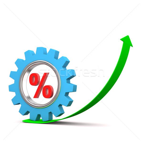 Gear Interest Stock photo © limbi007