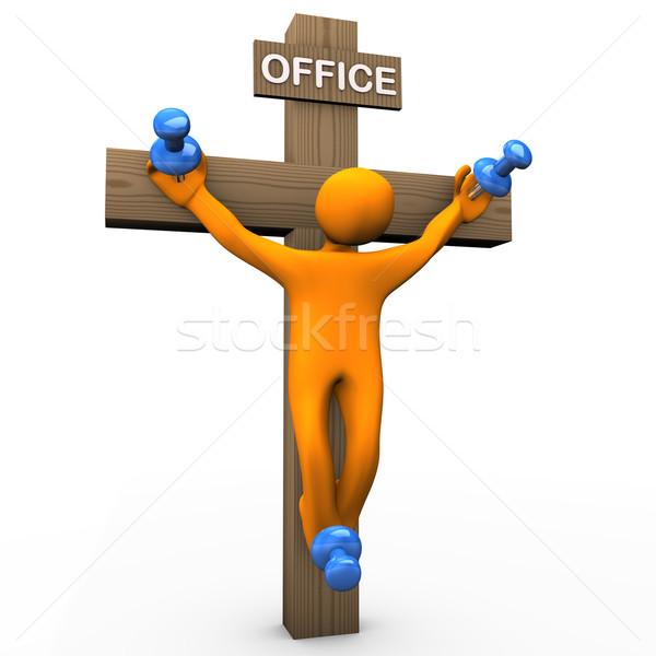 Office Kills Stock photo © limbi007
