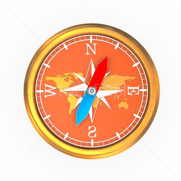 Compass Stock photo © limbi007