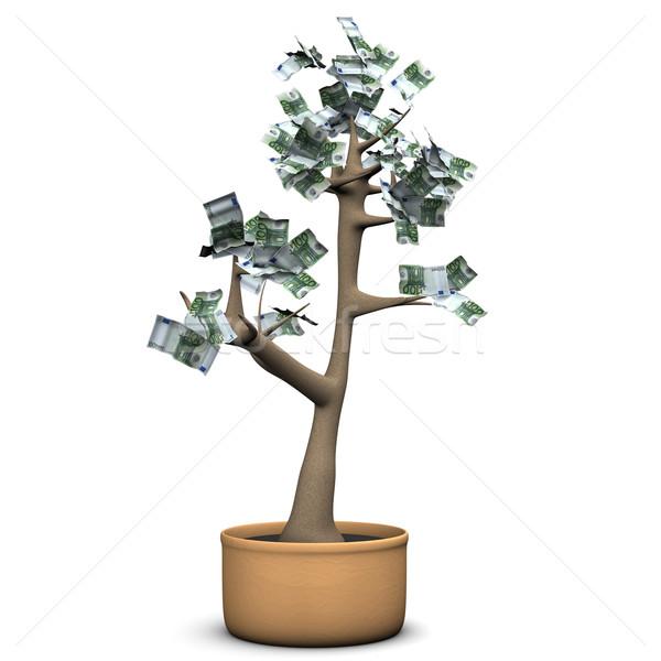 Money Tree Stock photo © limbi007