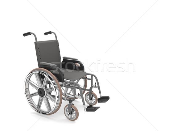 Wheelchair Stock photo © limbi007