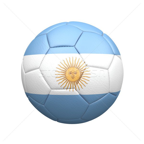 Argentina Football Stock photo © limbi007