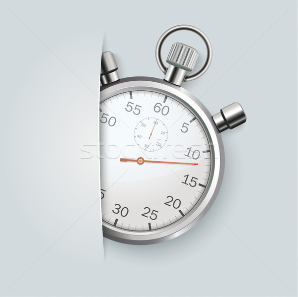 Covert Stopwatch Stock photo © limbi007