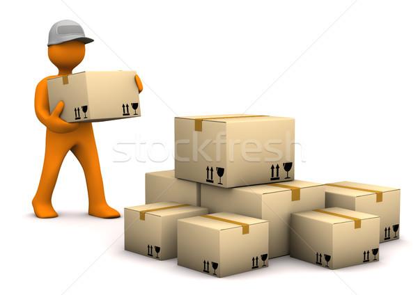 Mail-Order Stock photo © limbi007