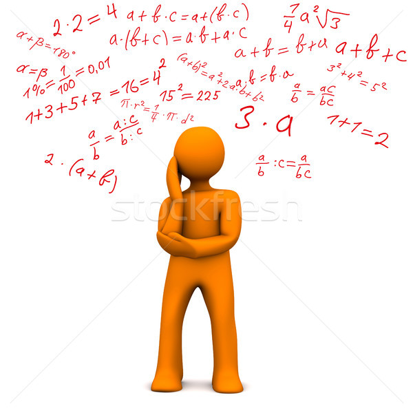 Math Stock photo © limbi007