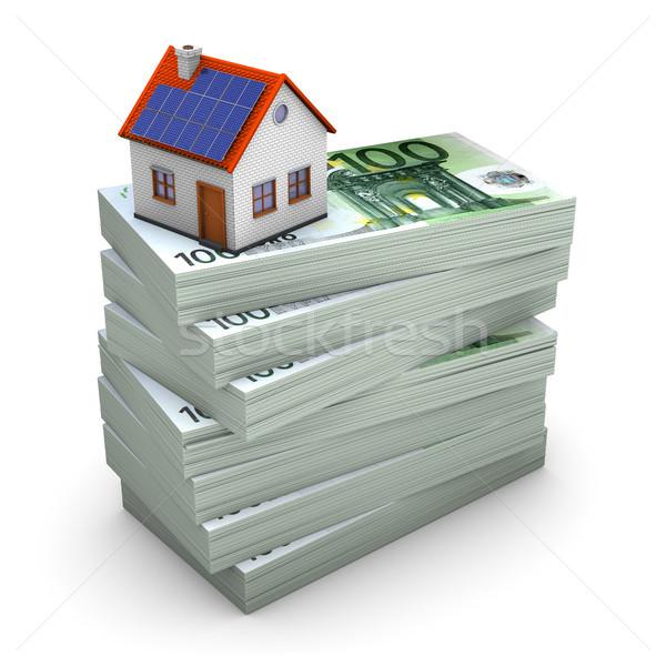 Expensive Hypothec Stock photo © limbi007