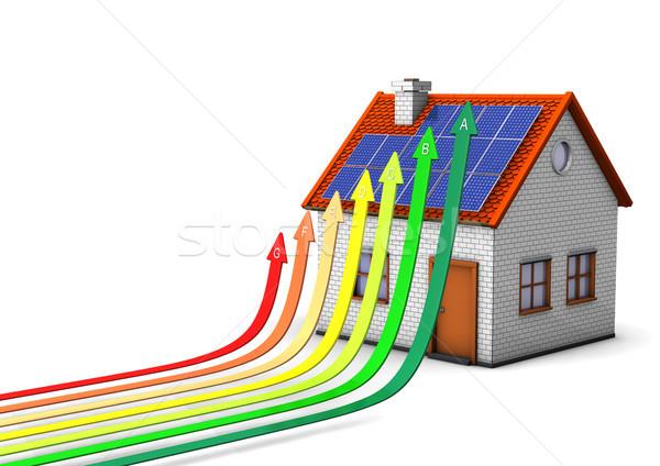 Energy-Saving Measures Stock photo © limbi007