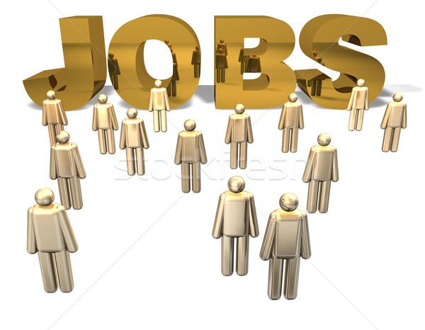 Jobs Stock photo © limbi007