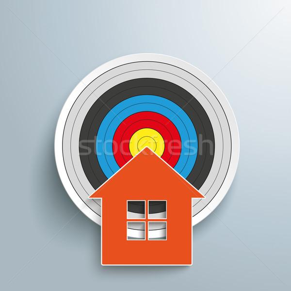 House Target Stock photo © limbi007