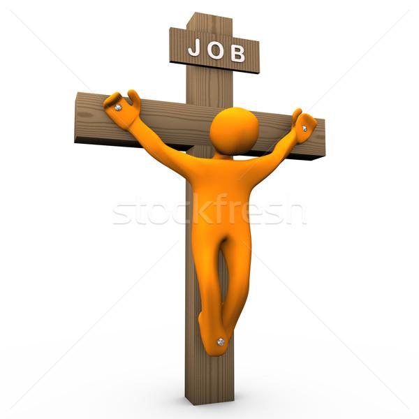 Job Kills Stock photo © limbi007