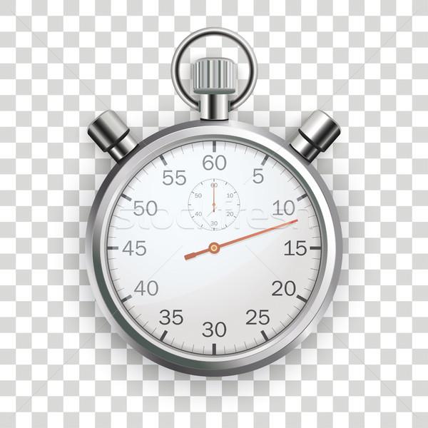 Stopwatch Transparent Stock photo © limbi007