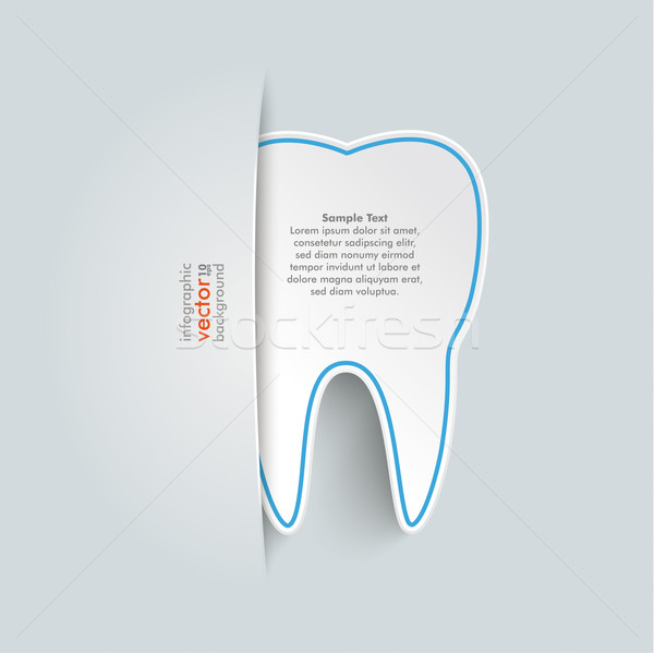 Convert Tooth Stock photo © limbi007