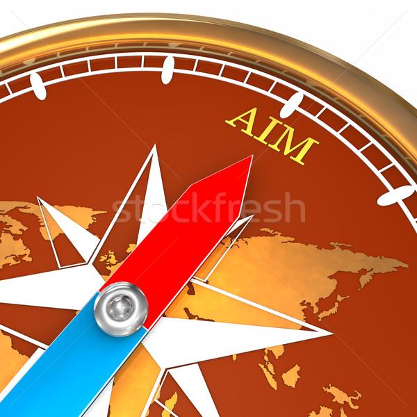 Aim Stock photo © limbi007