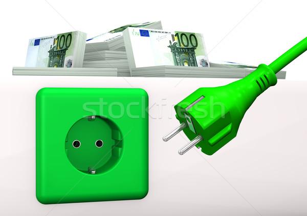 Expensive Energy Stock photo © limbi007
