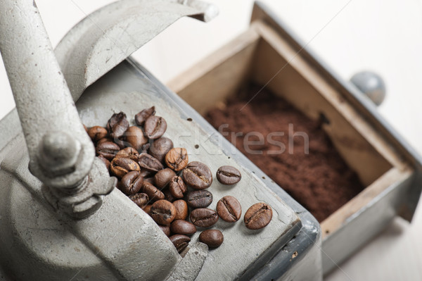 coffee grinder Stock photo © limpido