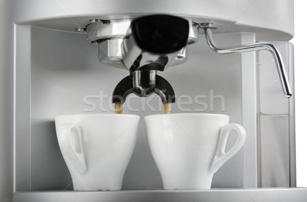 coffee machine Stock photo © limpido