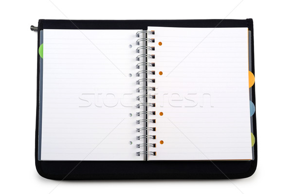 agenda Stock photo © limpido