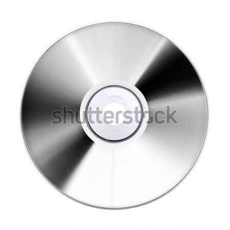 compact disk Stock photo © limpido
