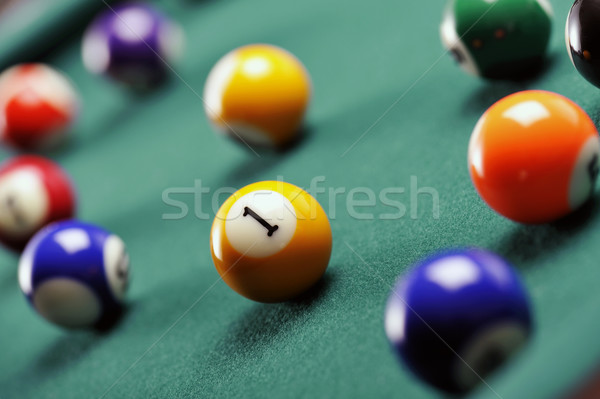 number one Stock photo © limpido
