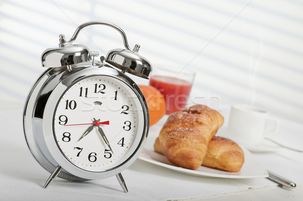 breakfast time Stock photo © limpido