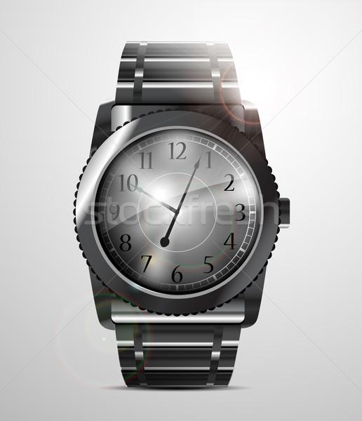 Wristwatch Stock photo © lindwa