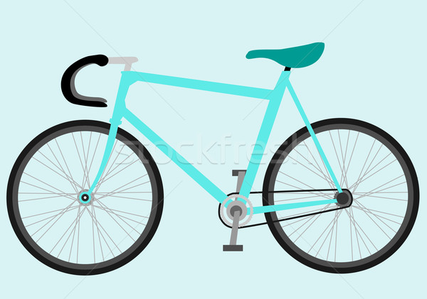 Bicycle  Stock photo © lindwa