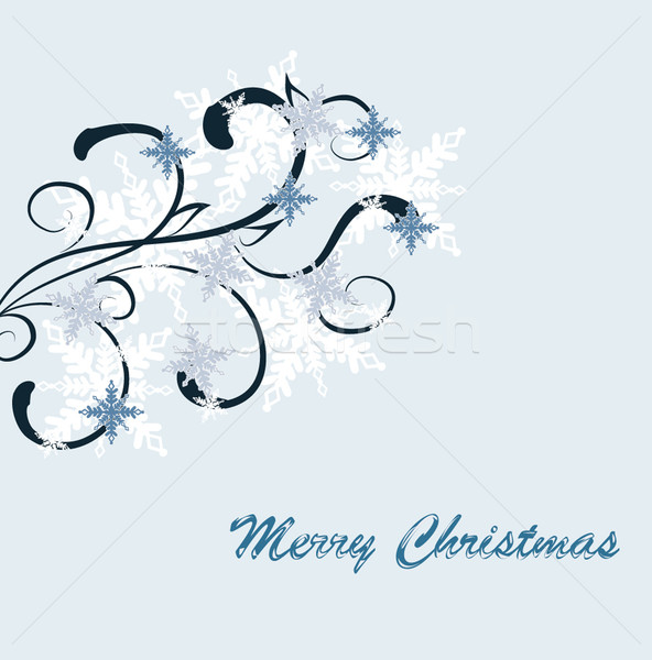Christmas ontwerp textuur boom abstract achtergrond Stockfoto © lindwa