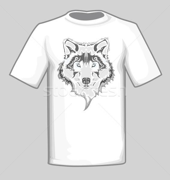 t shirt design Stock photo © lindwa
