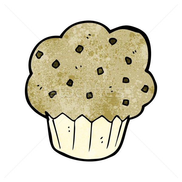 cartoon muffin Stock photo © lineartestpilot