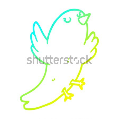cartoon eagle claw Stock photo © lineartestpilot