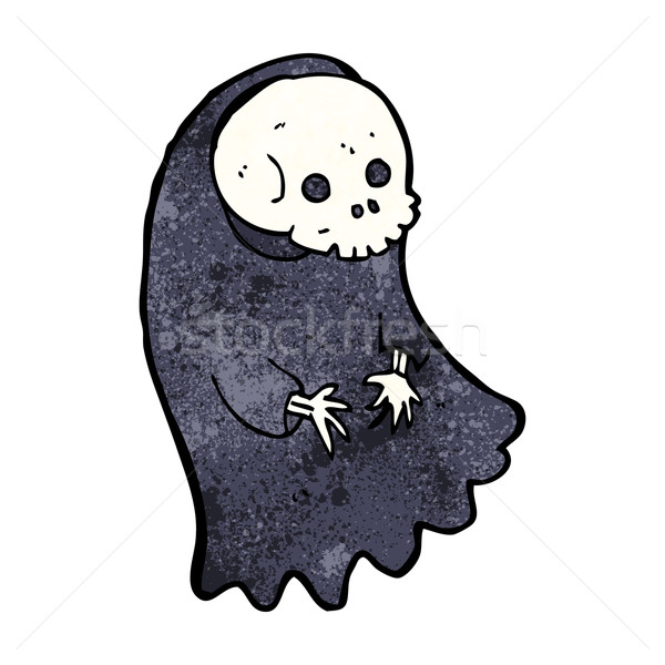 cartoon spooky ghoul Stock photo © lineartestpilot
