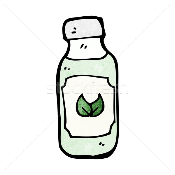 herbal remedy cartoon Stock photo © lineartestpilot