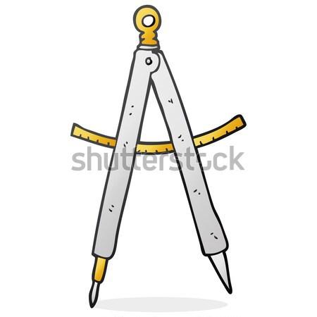 cartoon sword Stock photo © lineartestpilot