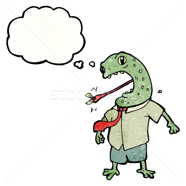 cartoon toad Stock photo © lineartestpilot