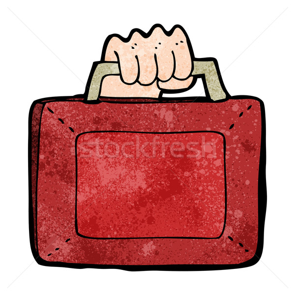 cartoon uk budget Stock photo © lineartestpilot