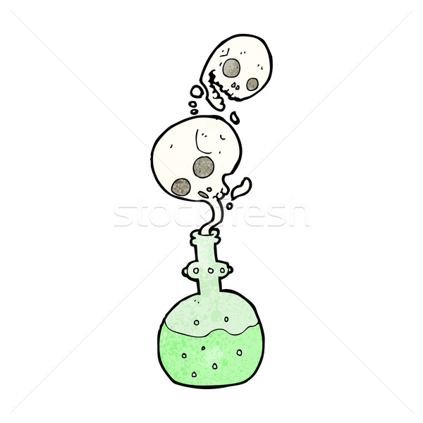 Stock photo: cartoon potion