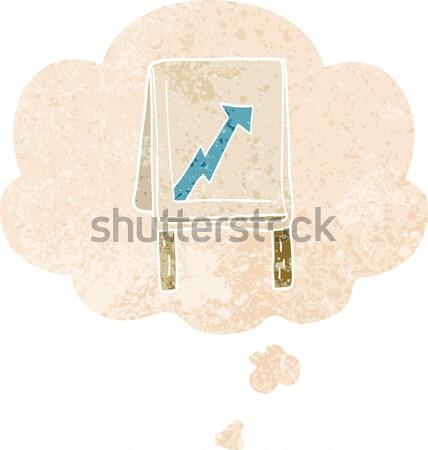 cartoon prosthetic arm Stock photo © lineartestpilot