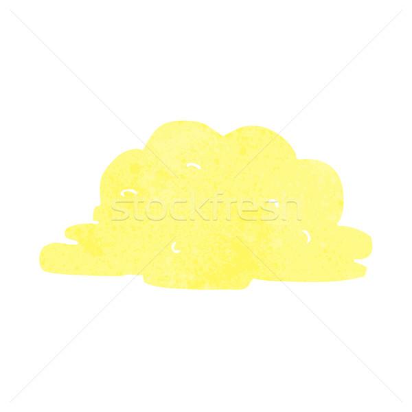 cartoon ice cream splat Stock photo © lineartestpilot